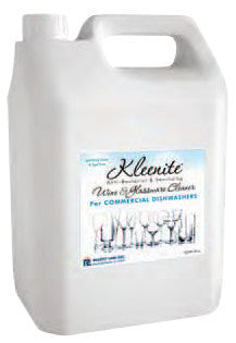 Kleenite Crystal Clear Glassware Cleaner, 32 oz.