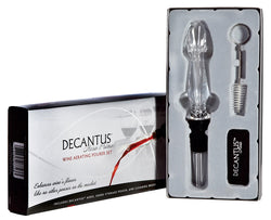 Decantus Aero Primo Set, Clear Model