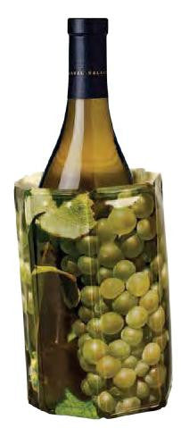 Rapid Ice Bottle Cooler, Grapes Design