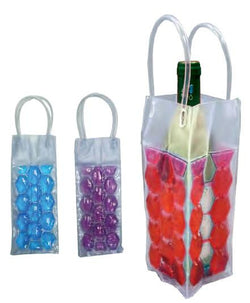 VinoChill Bottle Bag- Deluxe (4 Bubble Sided)