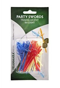 Sword Picks (50 Count)