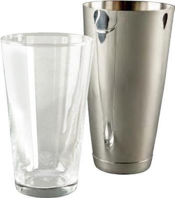 Cocktail Shaker Shell/Sleeve, 28 oz., Stainless Steel