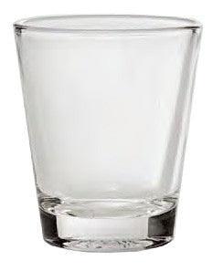 Professional Shot Glass, Plain