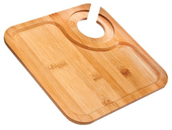 Bamboo Party Plate, Square