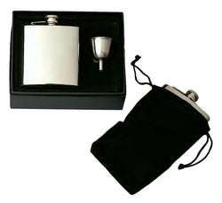 Captive-Top Pocket Flask Gift Set
