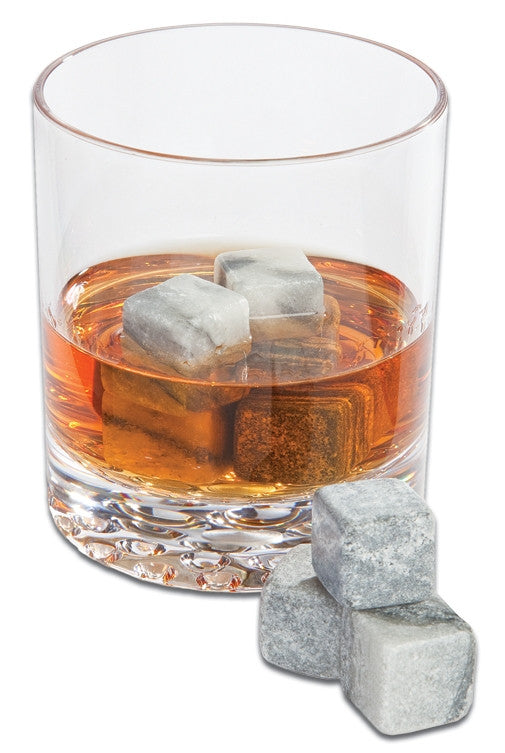 Rock-Ice Cubes (9 each with pouch)