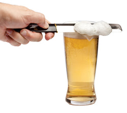 Beer Foam Scraper