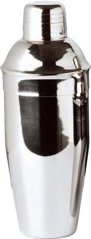 Tavern Cocktail Shaker Set, 24 oz., Stainless Steel