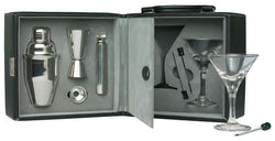 Martini Bar Set with Case (Back in stock Jan 2020)