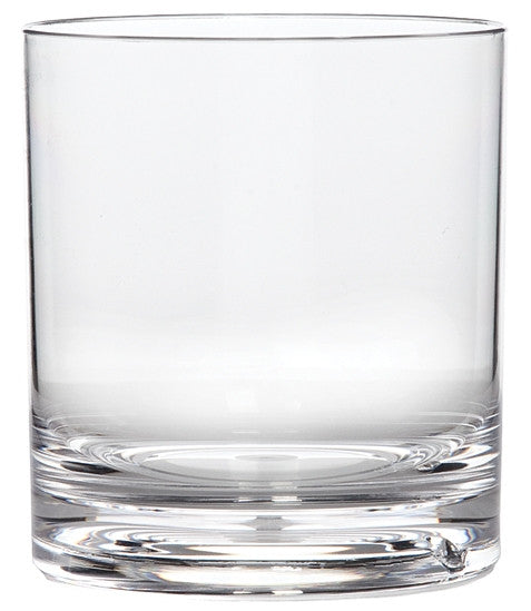 Old Fashioned Tumbler, Acrylic, 14 oz.