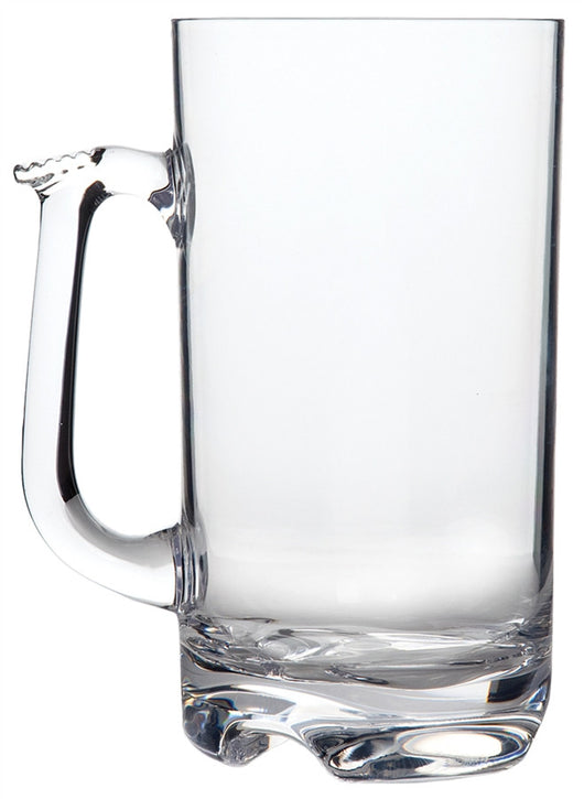 Beer Mug, Large, Acrylic 32 oz.
