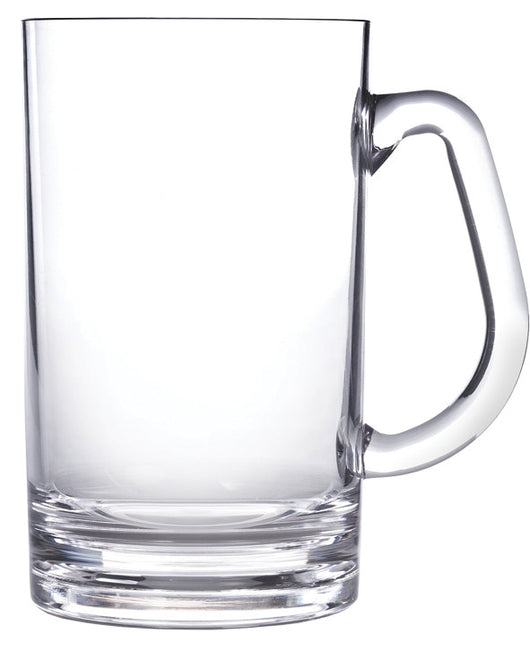 Beer Mug, Small, Acrylic 20 oz.
