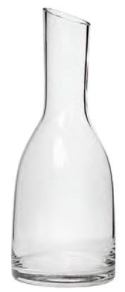 Verona Straight-Neck Carafe, 24 oz.