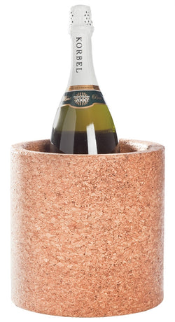 Cork Wine Cooler- Natural and Watersealed