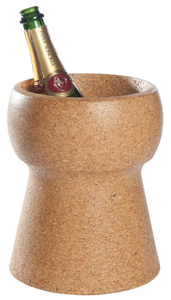 Cork Champagne Cooler- Natural and Watersealed