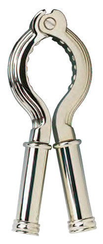 Champagne Pliers, Silver Plated