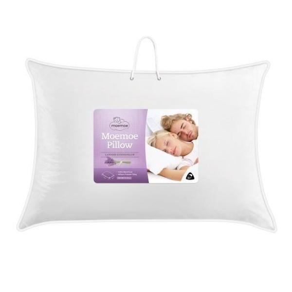 Moemoe NZ Made Lavender Scented Pillow