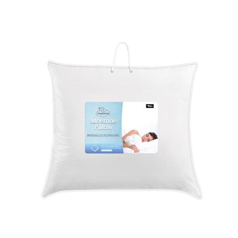 MOEMOE Feather & Down Pillows, Euro