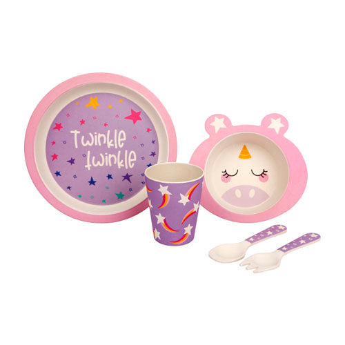 Sunnylife Eco Kids Meal Kit, Stardust