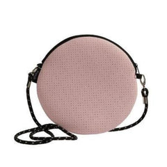 PUNCH Neoprene Shoulder Bag, Round