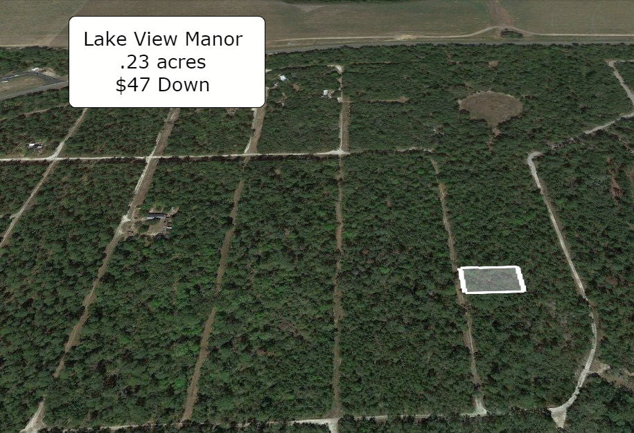 .23 Acre Buildable Lot Near Deer Back Lake-Fishing, Boating