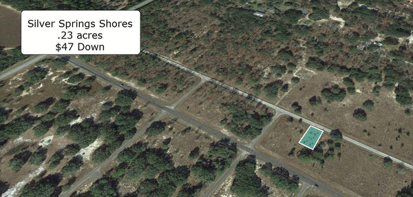 .23 acre Cleared lot on Paved Road-Multiple Lots Available