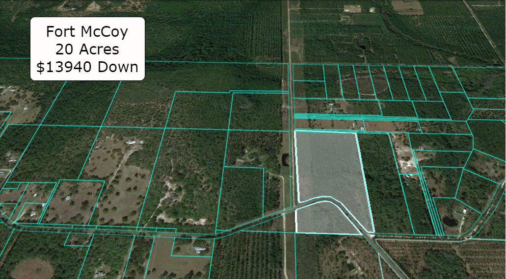 Stunning 20 Acres Property -Perfect for Crops/Farm or Ranch Home!