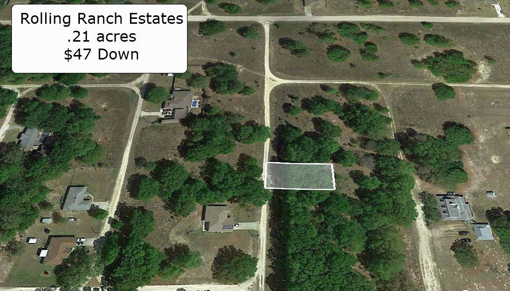 Exclusive .21 acre Property -Minutes to HWY 40 & Marion County Airport