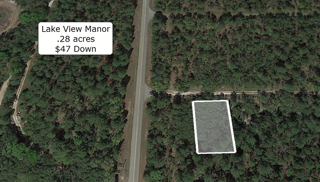 Live like a king! .28 Acre Lot, Mobile Friendly - Owner Finance Avail.