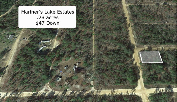 Invest or Build! .28 Acre Corner Lot for Sale! R2 Zoning & Owner Finance