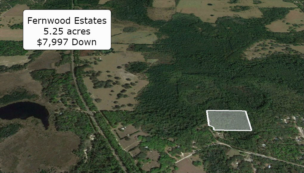 5.25 Acre Cul-de-Sac Property Great for Farming - Priced to Sell!