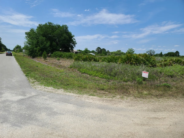 1.04 Acre Corner and Cleared Lot Near Avon Park Airport-Owner Finance