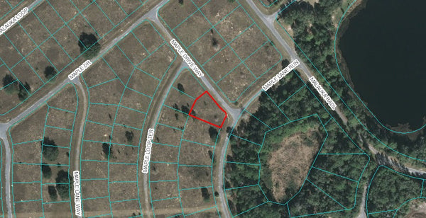 Pristine .33 acre lot on Paved Road-Multiple Lots Available