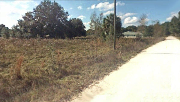 .23 Acre Cleared Lot on SALE in Belleview Heights Estates - Owner Finance