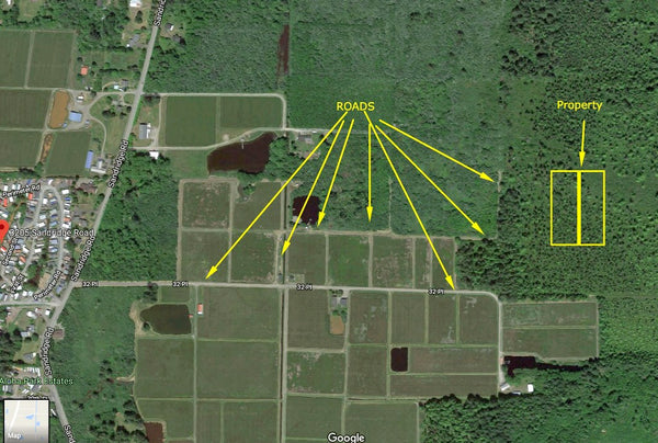 Oversized 1.9 Acre Double Almost Cleared Lot-Best for Farm and Mobile.