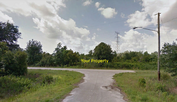 Premium 2.3 Acre Lot on Paved Road near Avon Park Airport