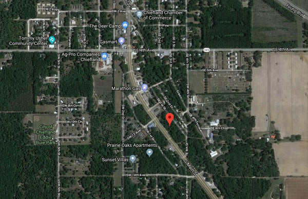 High Visibility - .44 Acre Commercial Property on HWY 19