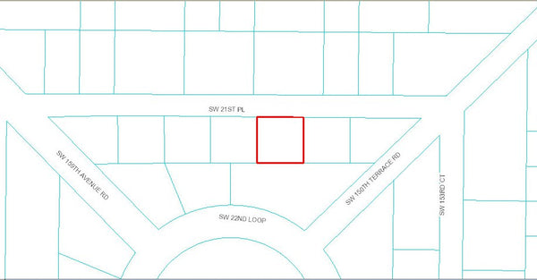 Invest or Build! .23 acre Rainbow Park Lot with Owner Financing