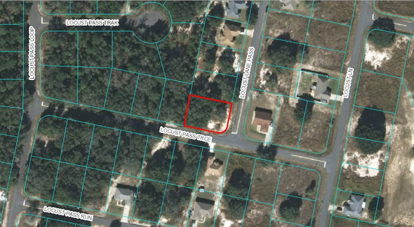 .26 Acre Corner Lot in Silver Springs Shores – Owner Financing