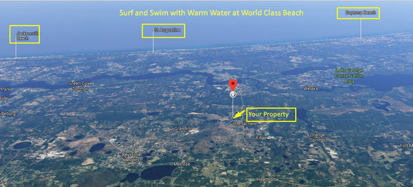 .22 Acre Property in Lake and Fishing Community -Owner Financing