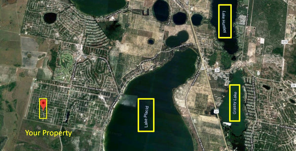 Stunning .26 Acre Corner Lot for Sale. R1A Zoning - Minutes to Lake