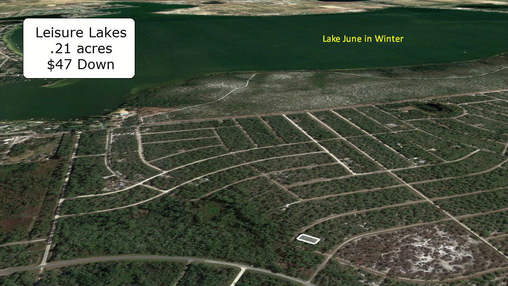 Exclusive .21 Acre Residential Lot near Many Lakes, Different Amenities
