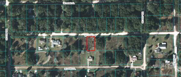 Beautiful Cleared .23 Acre Lot - Belleview Heights - Financing Available