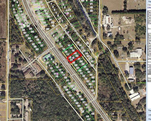 Great Investment Opportunity - Commercial .44 Acre Property on HWY 19!