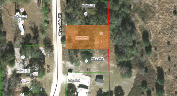 Gorgeous .23 Acre Lot- A Great Place to Live in Satsuma-Owner Finance