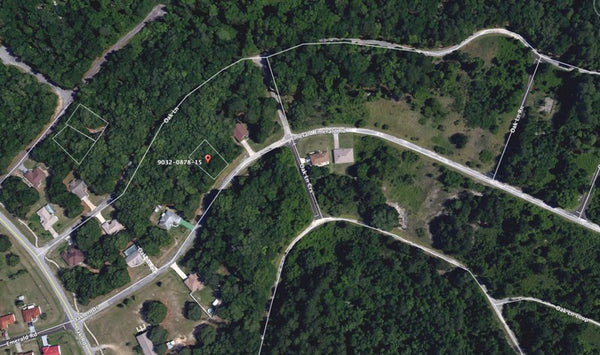 Exclusive .24 Acre Lot on Paved Road -Silver Spring Shores