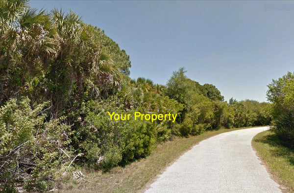 .23 Acre Lot on Paved Road In The Fast Developing City Of Port Charlotte