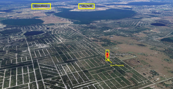 Amazing .24 Acre Residential Lot near Many Lakes, Different Amenities