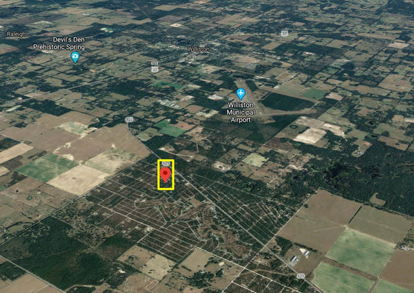 Rare .23 Acre Exclusive Vacant Lot Near Williston Airport-Fit to Build Now