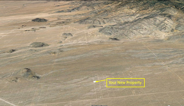 Beautiful 1.1 Acre Property, Right Near Mountains & Cali Border -Owner Finance